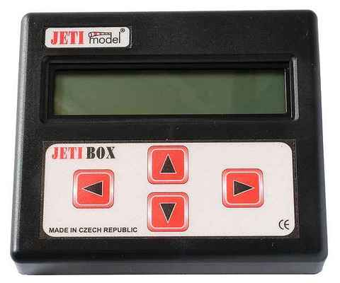 Jeti BOX(Jetiアンプ設定用BOX)