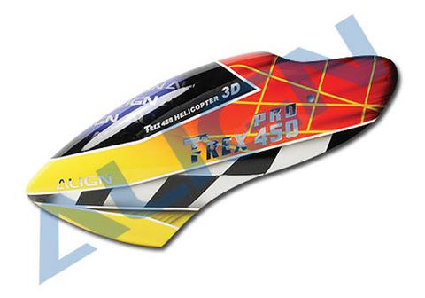 T-REX450PRO用FRPキャビン④
