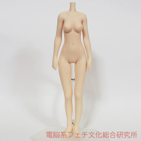 1/10エラストマー素体ぷぎあ/高背中胸・ノーマル(予約販売品)
