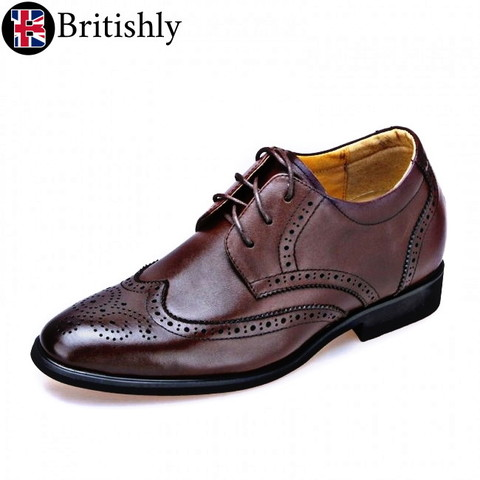 Ullapool mkⅤ British carved Brown 7cmアップ