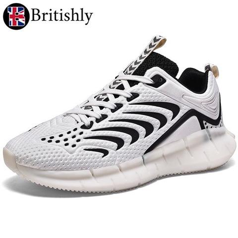 Kuggar White Luminous Low-cut Shoes 6cmアップ