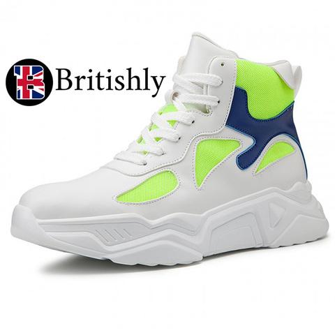 Hammersmith Sneaker mkⅡ 8cmアップ