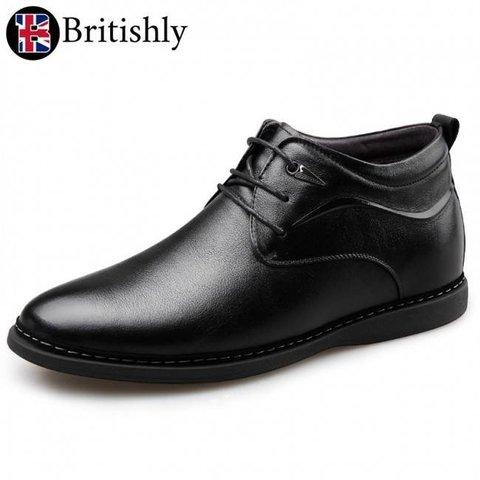 Wrexham Tuxedo Shoes 6cmアップ