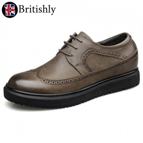 Bradford (Casual Oxfords) 7cmアップ