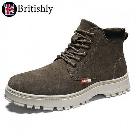 Chelsea Boots British Trendy mkII 7cmアップ
