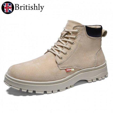 Chelsea Boots British Trendy mkIII 7cmアップ