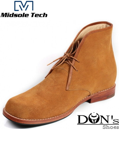 MST Casual Boot 101 Midsole Tech.