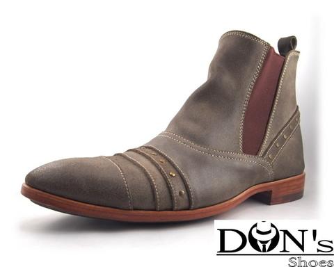 Fashion Boot - Winkie Cuban Heels Boot