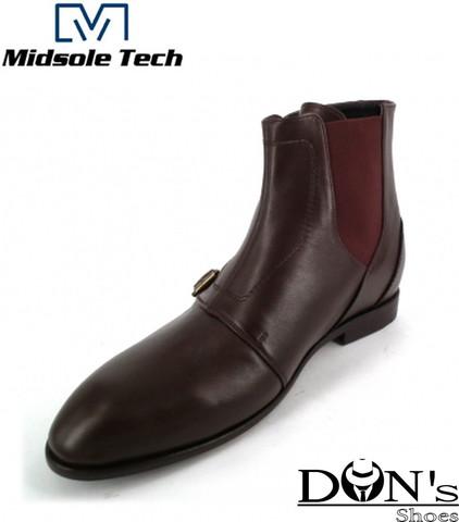 MST Monk Boot Midsole Tech.