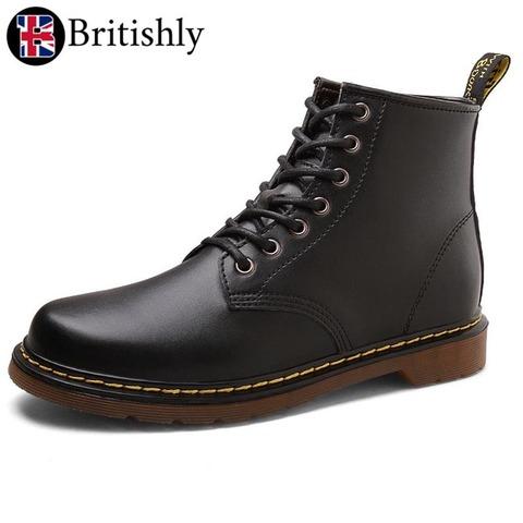 Garland British Cowboy Boots Black 8cmアップ