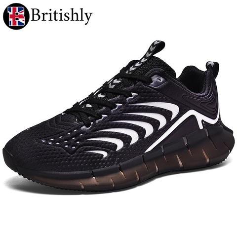 Kuggar Black Luminous Low-cut Shoes 6cmアップ