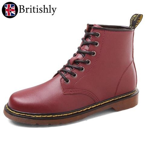 Garland British Cowboy Boots Burgundy 8cmアップ