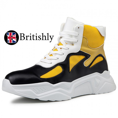 Hammersmith Sneaker mkⅢ 8cmアップ