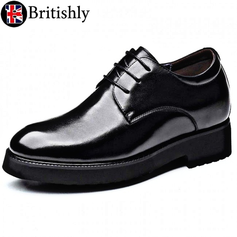 Darlington Oxfords 8cmアップ