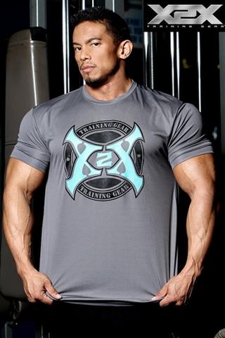 メンズ X-ドライ Tシャツ 2.0
