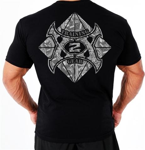 メンズ  ダイヤモンド-X Tシャツ