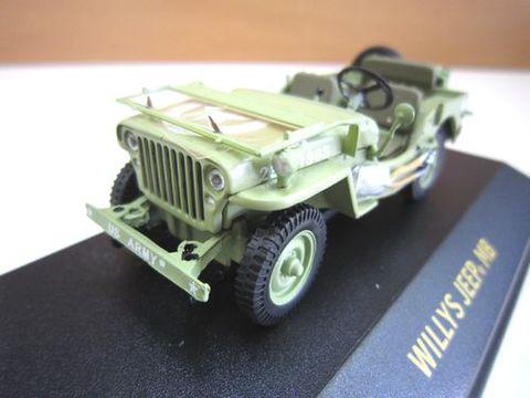 Jeep C7 1944 Army Green 1/43 グリーンライト 新品