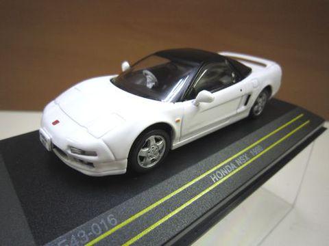ホンダNSX 1990年 ホワイト 1/43 新品 ファースト43