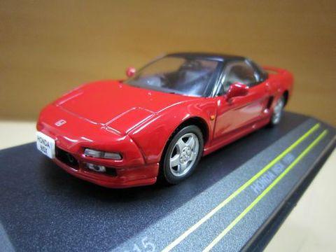 ホンダNSX 1990年 レッド 1/43 新品 ファースト43
