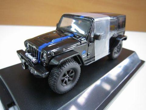 2014 Jeep Wrangler Unlimted MOPAR アパッチ 1/43 グリーンライト 新品