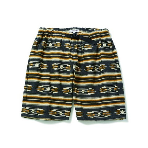 GRAVYSOURCE NATIVE SHORTS / GS18-NPT02