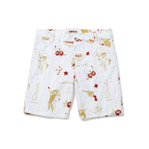 ANIMALIA LIBERTINE SHORTS