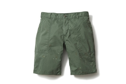 CLUCT MILITARY SHORTS