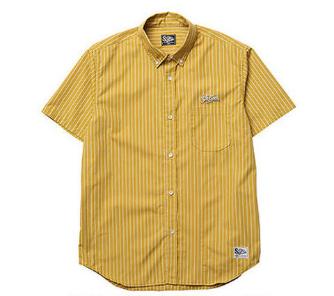 SILLY GOOD(シリーグッド) S / S SUMMER STRIPED SHIRT