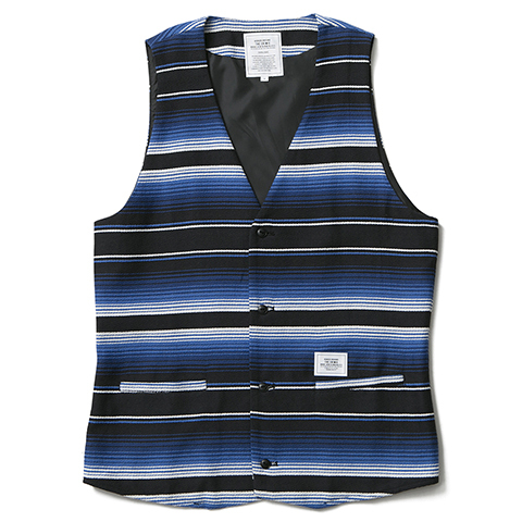 CRIMIE / ORIGINAL MEXICAN VEST