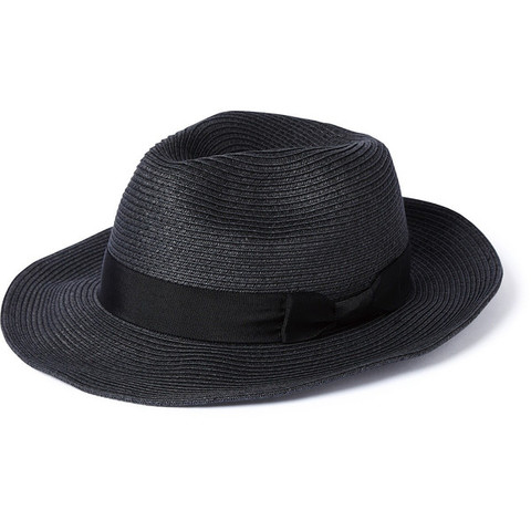 GRAVYSOURCE STRAW HAT