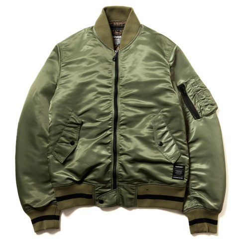 fourthirty UN FLIGHRT JAKET