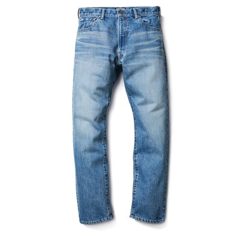 CLUCT AGED DENIM PANT