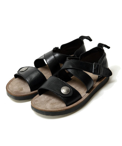 VIRGO Greece leather sandals レザーサンダル
