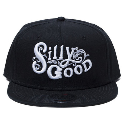 SILLY GOOD(シリーグッド) IVY LOGO SNAP BACK