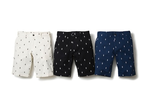 CLUCT SUNLIGHT SHORTS