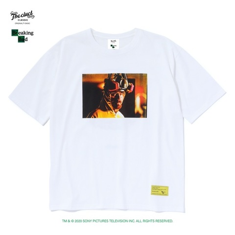 CLUCT 【BREAKING BAD】HEISENBERG S/S
