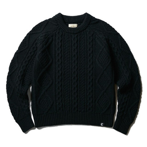 CLUCT FISHERMAN SWEATER