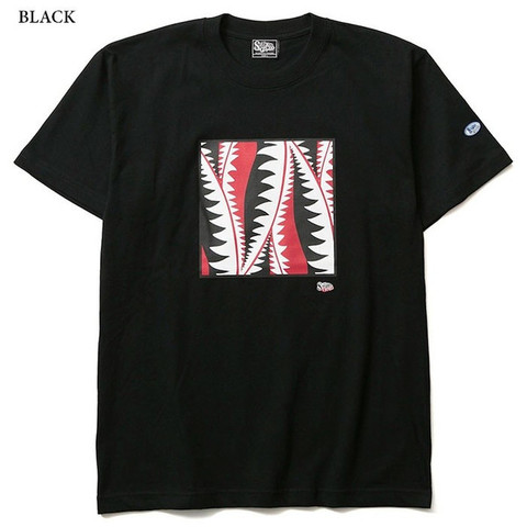 SILLY GOOD(シリーグッド) SHARK ART TEE