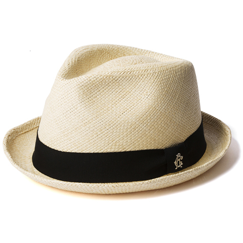 "CRIMIE / PANAMA HAT ""TEARS"""