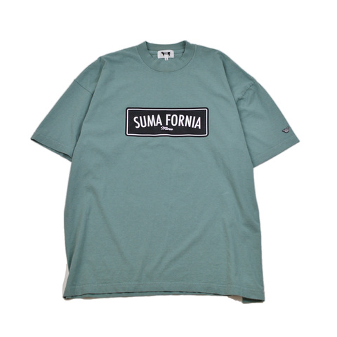 MINOS SS SUMA FORNIA TEE ミノス Tシャツ