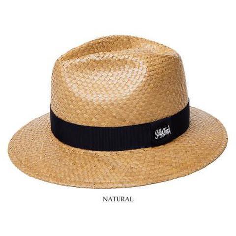 SILLY GOOD(シリーグッド) WIDE BRIMMED STRAW HAT