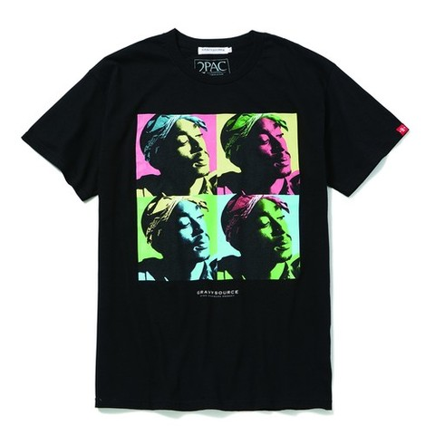 GRAVYSOURCE LEGEND TEE / GS18-NTE02