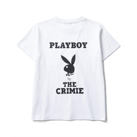 CRIMIE PLAYBOY W LOGO T-SHIRT