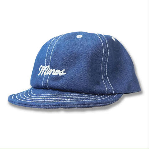 MINOS DENIM BALL CAP