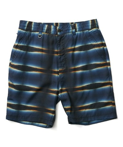 CRIMIE クライミー SUNSET PHOTO BORDER ALOHA ROY SHORTS