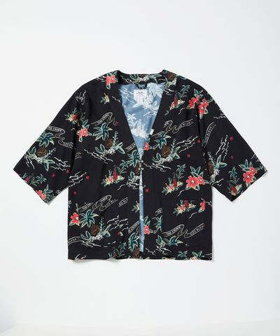 ディーラー限定 CRIMIE CR ALOHA JINBEI SHIRT