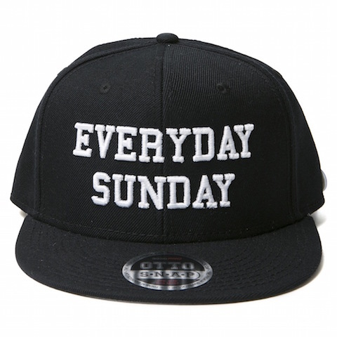 SILLY GOOD / EDSD SNAPBACK CAP