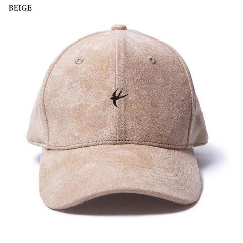CLUCT CLT-SUEDE CAP クラクト