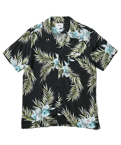 CRIMIE ALOHA OPEN SHORT SLEEVE SHIRT