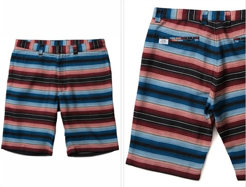 CRIMIE OD SARAPE SHORTS